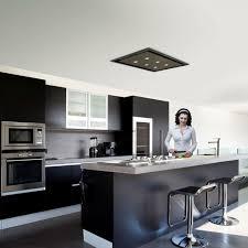 luxair anzi ceiling hood kitchen