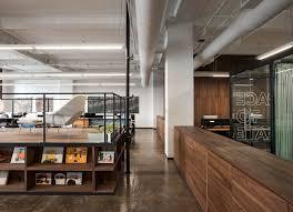 New York Office Interior Design Fifty Three Inc Add Archdaily