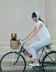 Image result for audrey hepburn everyday wear pants and blouse