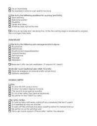 Home Birth Plan Worksheet Home Birth Plan Template Zlatan Fontanacountryinn Com