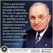 Quote Harry S Truman The Patriot Post Best Harry S Truman Quotes