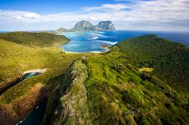You'll see locals' vegetable patches. Lord Howe Island
