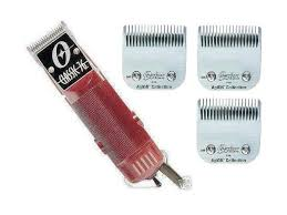 New Oster Classic 76 Hair Clipper 3 Blades 000 1 3 1 2