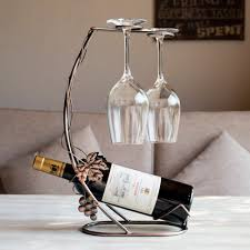 Decorative Wine Bottle Holders Furniture Modern Decorative Wine Bottle Holders for Centerpiece 8