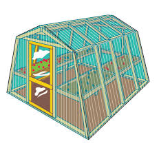the yella wood greenhouse is a greenhouse plan designed for those that wish to build with wood they obviously recommend using their pressure treated pine