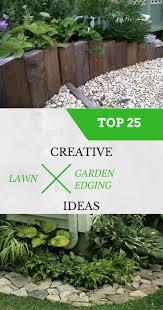Cheap Landscape Edging Best 25 Lawn Edging Ideas On Pinterest Flower Bed Edging Tree