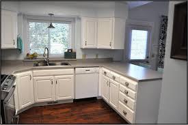 Repainting Oak Kitchen Cabinets Painting Oak Kitchen Cabinets White Kitchen Crafters