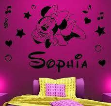 name girls wall art afc3 decal decor