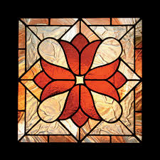 Stained Glass Pattern Best Stained Glass Pattern Victorian Patterns Tulips Sunlight Studio