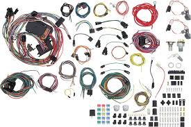 1963 nova parts electrical and wiring classic industries 1962 67 chevy ii nova classic update wire harness kit