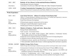40ejemplos De Resume En Ingles Notice Paper Classy Resume En Ingles