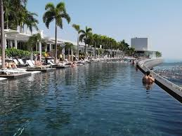 Infinity Pool at MBS Picture of Marina Bay Sands Singapore