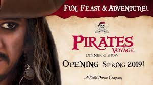 All The Details About Dolly Partons Pirate Themed Dinner