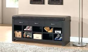 small entryway bench shoe storage. Storage Benches For Entryway Shoe Cabinets And Bench With Small