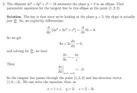 enter image description here multivariable calculus