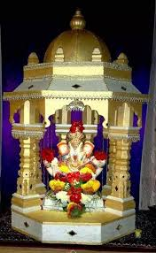 ganpati decoration ideas decoration and crafts