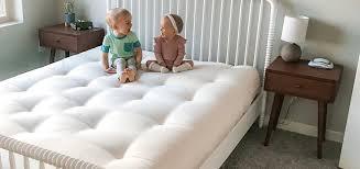 Organic Calm Nest Mattress - MicroCoil, Organic Customize Latex, Organ - TFS