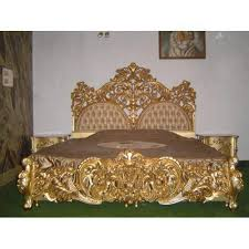 wooden furniture design bed. Designer Luxury Bed Wooden Furniture Design N