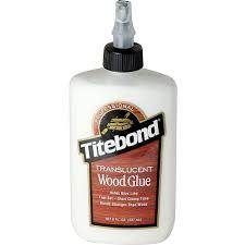 titebond translucent wood glue