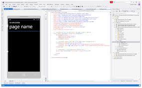 Xamarin Forms Designer Visual Studio Material Design Adventures In Xamarin Forms