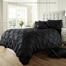 alford duvet cover with pillowcase quilt cover bedding set black king co uk kitchen home