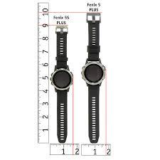 Mopix Garmin Fenix 5s Plus Size Chart