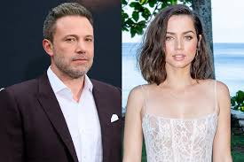 Ben affleck and ana de armas have been clocking roughly 1 million steps a day to make sure that you don't forget about their blossoming relationship. Ben Affleck Making Ana De Armas Uncomfortable With Marriage Talk Gossipcop Com