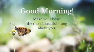 Short Inspirational Good Morning Quotes Best of Delicate Harmony Good Morning Pics With Butterflies