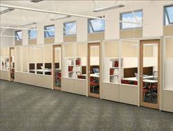 office cubicles walls. Vibrant Idea Cubicle Walls With Doors NREL Tests Energy Saving Office Of The Future Turn Used Cubicles