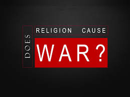 does religion cause war  does religion cause war