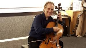 Cellist's dream culminates in world famous composer touring New Zealand    Stuff.co.nz