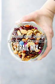 trail mix ingredients. Plain Trail And Trail Mix Ingredients