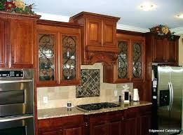 glass inserts for kitchen cabinet doors kitchen cabinet with glass doors leaded glass inserts kitchen cabinet
