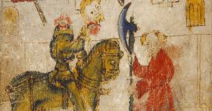another nephew of arthur the adventures of gawain are described in many of the arthurian legends and his famous encounter with the green knight was also