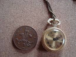 buler swiss made las pendant watch