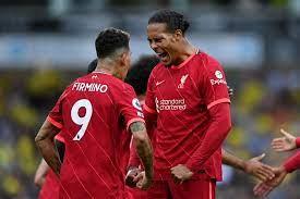 Premier League: FC Liverpool gewinnt bei Rückkehr von Virgil van Dijk bei  Norwich City - DER SPIEGEL