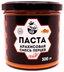 <b>Арахисовая паста Royal Nut</b> Смесь перцев (300гр ...