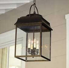 hanging front porch light fixtures type