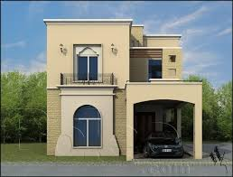 Small Picture 55 Marla Beautiful House in Islamabad Orchard Villas Wah