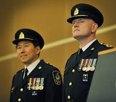 New Vancouver police chief Adam Palmer takes baton   Vancouver Sun
