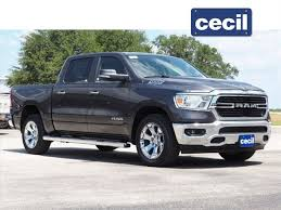 New 2019 RAM All-New 1500 Lone Star Crew Cab in Uvalde #N596272 ...