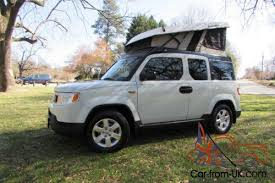 Honda element camper is one of the best models produced by the outstanding brand honda. 2009 Honda Element Ex