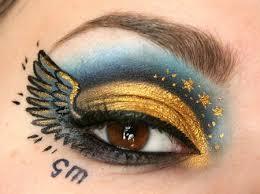 Image result for ravenclaw makeup