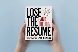 resume book lose the resume land the job about the book