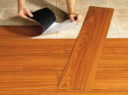 image of allure ultra flooring installation