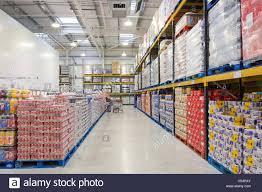 costco whole corporation stock photos costco whole interior of costco whole store hanworth road sunbury on thames surrey