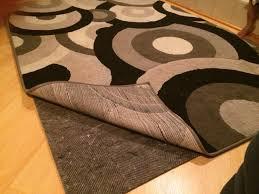 eco friendly rug pad