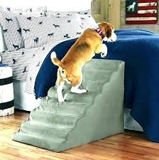 wooden dog stairs for bed pet large dogs steps high 3 best wood dog steps for bed