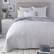 brittany quilts cushion covers bed cushions bedspreads throws the white company uk