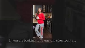 Design Own Sweatpants Custom Sweatpants Design Your Own Sweatpants No Minimum
